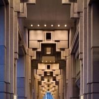 Promenade Building Inside